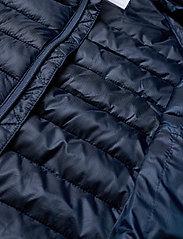 Polarn O. Pyret - Jacket Padded Solid School - dunjakker & forede jakker - dark sapphire - 7