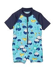 Swimsuit Short Baby - DARK SAPPHIRE