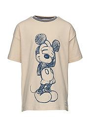 Disney Collection T-shirt print School - TAPIOCA
