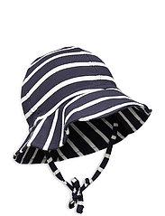 Sunhat PO.P Stripe Baby - DARK SAPPHIRE