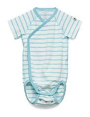 Body Wrapover Striped Baby - PETIT FOUR