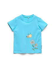 T-shirt S/S Baby - BACHELOR BUTTON
