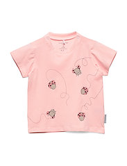 T-shirt S/S Baby - IMPATIENS PINK