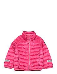 Jacket Padded Solid PreSchool - MAGENTA