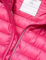 Polarn O. Pyret - Jacket Padded Solid PreSchool - gewatteerde jassen - magenta - 4