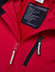 Polarn O. Pyret - Overall Shell Lined Preschool - shell clothing - ski patrol - 4
