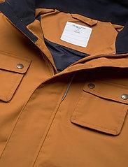 Polarn O. Pyret - Jacket Short School - jassen - iron - 7