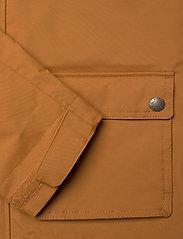 Polarn O. Pyret - Jacket Short School - jassen - iron - 8