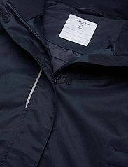 Polarn O. Pyret - Jacket Long School - shell jassen - dark sapphire - 7