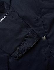 Polarn O. Pyret - Jacket Long School - shell jassen - dark sapphire - 8
