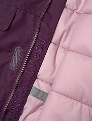 Polarn O. Pyret - Jacket 3 In 1 School - winterjassen - moon - 12