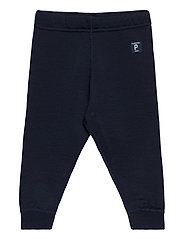 Long Johns Woolterry Preschool - DARK SAPPHIRE