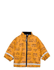 Rain Jacket AOP Preschool - ROCK