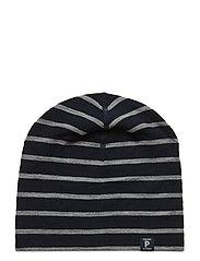 Cap Wool Stripe Baby - DARK SAPPHIRE