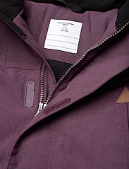 Polarn O. Pyret - Jacket Padded w Hood School - parkas - moon - 7