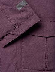Polarn O. Pyret - Jacket Padded w Hood School - parkas - moon - 8