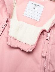 Polarn O. Pyret - Overall Shell Lined Baby - bovenkleding - bridal rose - 4