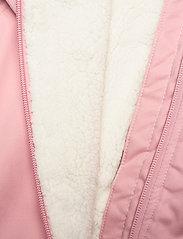 Polarn O. Pyret - Overall Shell Lined Baby - bovenkleding - bridal rose - 6