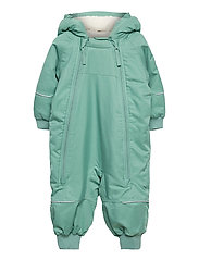 Overall Shell Lined Baby - OIL BLUE