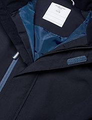 Polarn O. Pyret - Overall Padded Solid Preschool - snowsuit - dark sapphire - 6