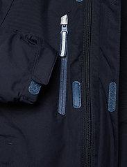 Polarn O. Pyret - Overall Padded Solid Preschool - snowsuit - dark sapphire - 7