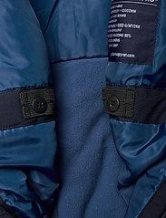 Polarn O. Pyret - Overall Padded Solid Preschool - snowsuit - dark sapphire - 10