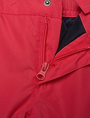 Polarn O. Pyret - Trousers PO.P Flexi-Size Preschool - shell clothing - cayenne - 5