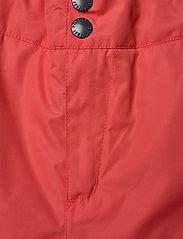 Polarn O. Pyret - Trousers PO.P Flexi-Size School - cayenne - 4