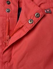 Polarn O. Pyret - Trousers PO.P Flexi-Size School - cayenne - 5