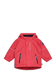 Jacket Padded Preschool - CAYENNE