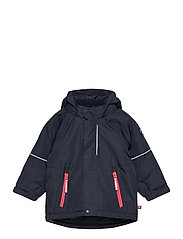 Jacket Padded Preschool - DARK SAPPHIRE