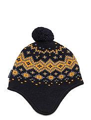 Cap Knitted Baby - DARK SAPPHIRE