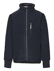 Jacket Windfleece Solid - DARK SAPPHIRE