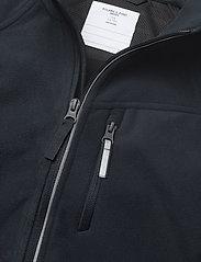 Polarn O. Pyret - Jacket Windfleece Solid - fleecejakke - dark sapphire - 2