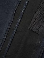 Polarn O. Pyret - Jacket Windfleece Solid - fleecejakke - dark sapphire - 3