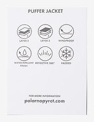 Polarn O. Pyret - Jacket Light Padded Solid - gewatteerde jassen - blue fog - 2