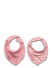 BiB Striped Baby - BRIDAL ROSE