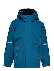 Jacket Shell Solid - BLUE SAPPHIRE