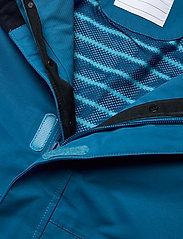 Polarn O. Pyret - Jacket Shell Solid - shell jassen - blue sapphire - 4