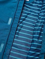 Polarn O. Pyret - Jacket Shell Solid - shell jassen - blue sapphire - 6