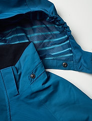 Polarn O. Pyret - Jacket Shell Solid - shell jassen - blue sapphire - 8