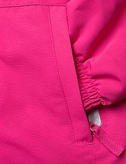 Polarn O. Pyret - Jacket Shell Solid - shell jassen - magenta - 6