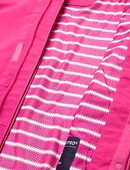 Polarn O. Pyret - Jacket Shell Solid - shell jassen - magenta - 7