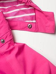 Polarn O. Pyret - Jacket Shell Solid - shell jassen - magenta - 8