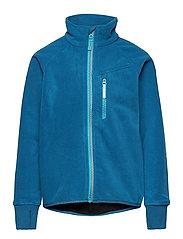 Jacket Windfleece Solid - BLUE SAPPHIRE