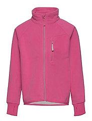 Jacket Windfleece Solid - FANDANGO PINK