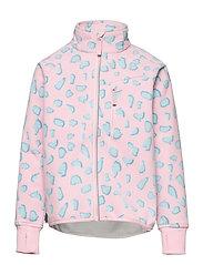 Jacket Windfleece Solid - ROSE SHADOW