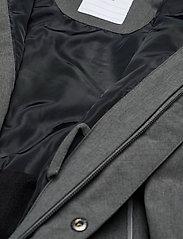 Polarn O. Pyret - Overall Shell Lined Preschool - shell clothing - gunmetal - 5