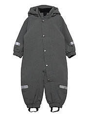 Overall Shell Lined Preschool - GUNMETAL