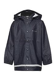 Rain Jacket Solid - DARK SAPPHIRE